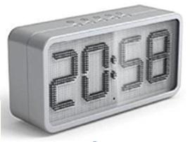 Часы с «объемным» отображением времени. Модель: HY09PIN002