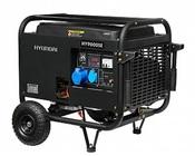 Hyundai (HY 9000SE) Генератор бензиновый