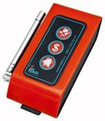 Кнопка вызова трехкнопочная iBells-307 red
