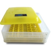 """Бытовой инкубатор для 48 куриных яиц с контролем температуры, влажности и автоматическим переворотом """"HHD 48"""""""