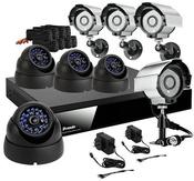 IpCor Дом 8 Комплект видеонаблюдения