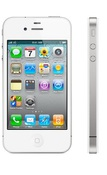 Смартфон Apple iPhone 4 16Gb (white)