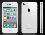 Муляж Apple iPhone 4S White