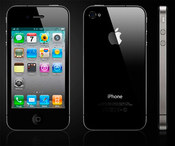 Муляж Apple iPhone 4S Black