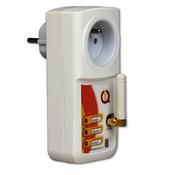 IQsocket Mobile Умная GSM-розетка с датчиком температуры
