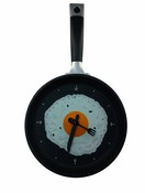 """31 Век BW18051 Часы настенные """"Яичница на сковороде"""""""