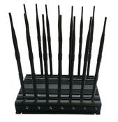 Подавитель, блокиратор радиосигналов универсальный GSM, CDMA, 3G, 4G, LTE, WiFi и др. частот. Модель: Jammer JYT-1400
