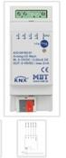 "Интерфейс данных 731 IP ""Tunneling"" для сетей KNX/EIB, до 5 соединений, питание от шины KNX, на DIN рейку, 1TE"