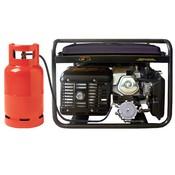 Комплект для работы на газу Huter для бензогенераторов DY5000LX/DY6500LX (64/1/8.)