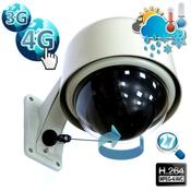 LTE ip видеокамера Точка зрения Кругозор Тайга