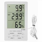 Sinometer KT905 Термометр с функцией измерения влажности воздуха - метео-станция (2836) (EU)