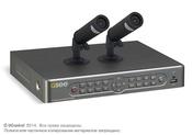 Комплект видеонаблюдения UControl квартира без HDD