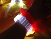 LED-браслет с функцией активации от звука LED-BR360