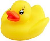 «Поющая» и мигающая утка для ванной. Модель: LF-2005