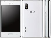 Смартфон LG Optimus L5 E610 white