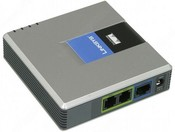 VoIP шлюз Linksys PAP2T (by Cisco)