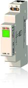 Сигнализатор световой зеленый 230VAC IP20 на DIN рейку Zamel (LKM-03-20)