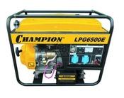 CHAMPION LPG6500E+газ Бензиновый генератор