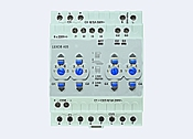 Дополнительный модуль управления жалюзи Theben LUXOR 409 (4090000)