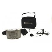 Terrasound M-125 Усилитель голоса мегафон поясной 6Вт (комплект: мегафон, вход AUX, сумочка, микрофон)