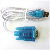 Переходник USB МАСТЕРКИТ MA8050 – COM (RS232) Prolific