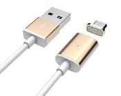 USB Кабель с магнитной вставкой для iPhone, iPad, iPod