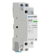 ELVERT MC06 1P 25А 2HO 230B контактор