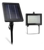 Комплект автономной солнечной системы освещения и светодиодный прожектором 30Led Модель: MD9539W