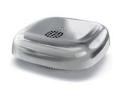 Автономный фотоэлектрический датчик дыма Jalo Kupu (хром) 80011
