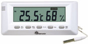 T 262225 Meteomaster Электронный цифровой термогигрометр