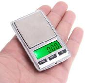 DS-22 Весы портативные электронные 500гр. 0.01гр. с ЖК-экраном
