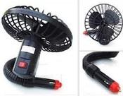 Вентилятор автомобильный CarFan MJ40K от прикуривателя.