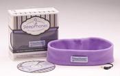Мягкие наушники для сна SleepPhones Classic Breeze (проводные) черный