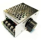 MK067M Регулятор мощности 220В / 4 кВт (18А) в корпусе с радиатором