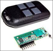 MK317 - Дистанционное управление 433 МГц, 4 канала