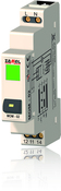 Выключатель кнопочный Zamel с красным индикатором 16А IP20 на DIN рейку (MOM-02-10)