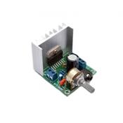 KIT MP1202 Усилитель НЧ. 2x15 Вт. TDA7297 от Мастер Кит (1319763)