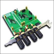 KIT MP31PC Платформа для построения компьютерного стерео усилителя НЧ от Мастер Кит