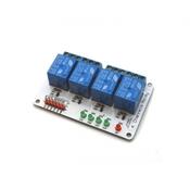 KIT MP4411 4-x канальное исполнительное устройство (блок реле) от Мастер Кит (1334457)