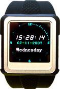 Цифровые часы со встроенным МР3-МР4 плеером, MP4 Watch