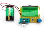 Мастеркит MP700 - Тестер параметров и исправности электронных компонентов (R/L/C, N/P/M, ESR) (1918082)