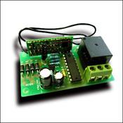 Приемник для пульта ДУ МАСТЕРКИТ MP912 - 433 МГц MP910 (триггер, одно реле)