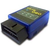Универсальный автомобильный OBDII сканер МАСТЕР КИТ MP9213WIFI (1328460)