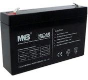 MNB MS 7-6 Аккумуляторная батарея