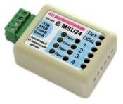 Датчик универсальный аналоговый MSU24. Шина RS-485, протокол A-BUS и MODBUS