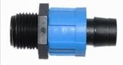 Старт-коннектор для ленты резьба НР1/2 (MT011712)