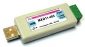 Преобразователь интерфейса MXB11 USB - RS-485/422 с гальванической развязкой