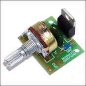 Регулятор мощности напряжения МАСТЕРКИТ NF245 - 500 Вт/220 В