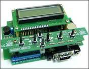 Термостат, 4-х канальный микропроцессорный таймер, часы МАСТЕР КИТ NM8036 (1319311)