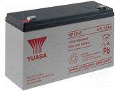 Yuasa NP12-6  Аккумулятор